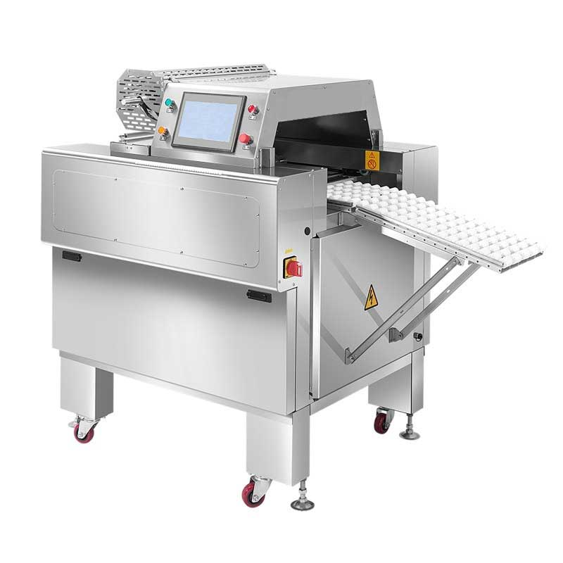 automatic tray wrapper packaging line