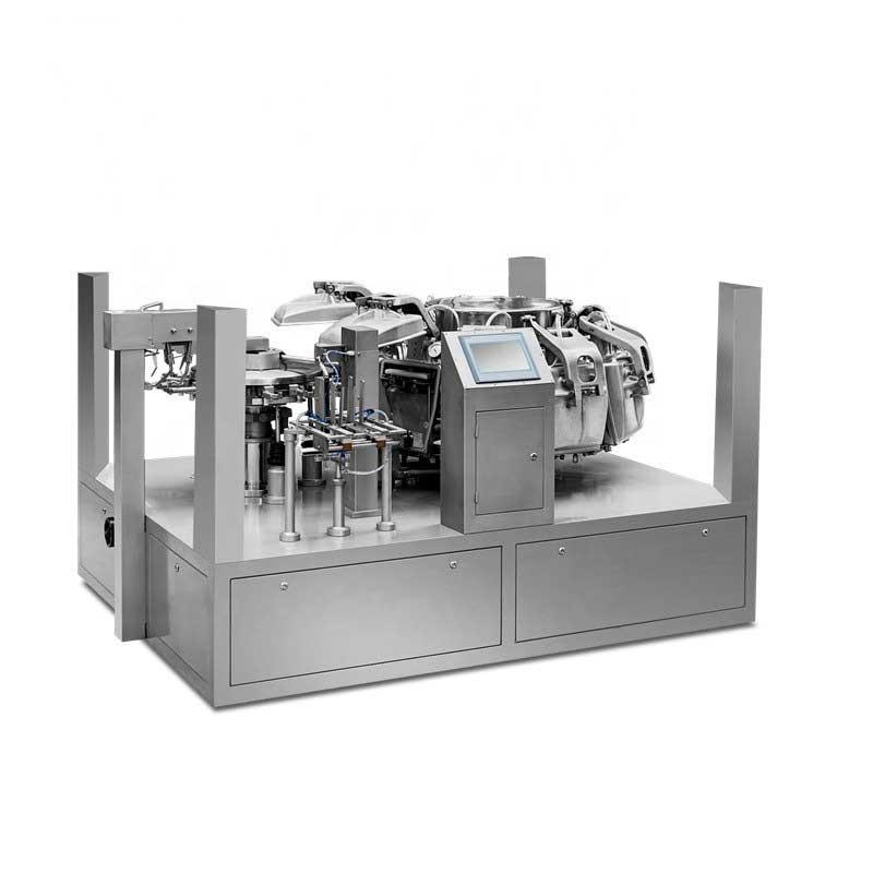 belt type continuous vacuum packing machine