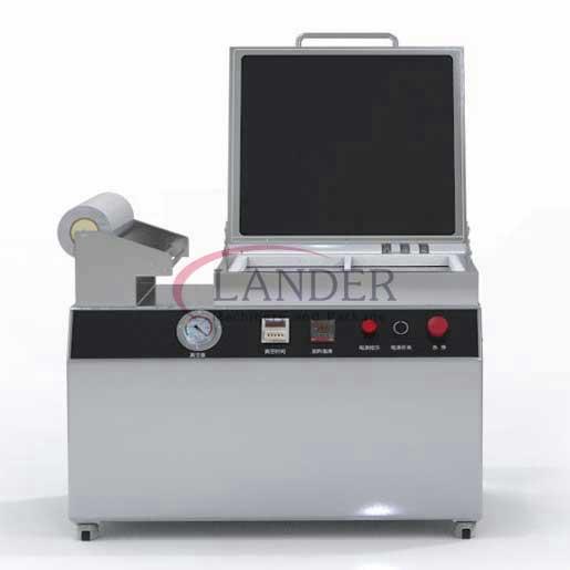 tabletop vacuum skin packaging machine