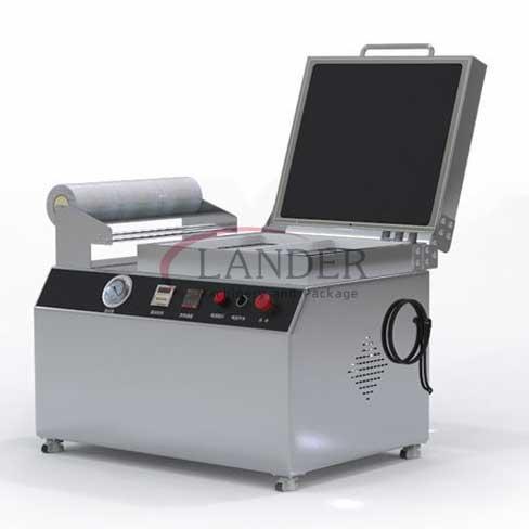 vacuum skin pack machine