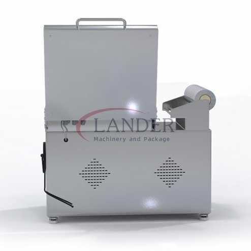 VSP skin pack machine