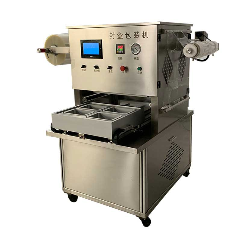modified atmosphere packaging machine tray sealer